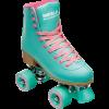 Impala Quad Roller Rolschaats  in Aqua groen