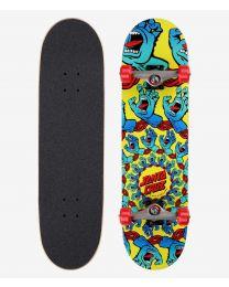 "Santa Cruz Complete Skateboard Mandala Hand 8,25"""