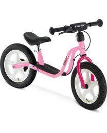 Puky loopfiets voor kinderen vanaf 2.5jaar in Roze met Rem