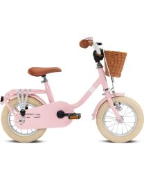 """Puky Retro Kinderfiets 12"""" in Pink"""