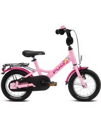 "Puky Kinderfiets 12"" Youke in Roze"