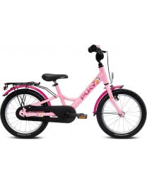 """Puky """"Youke"""" kinderfiets 16"""" in Roze"""