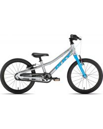 """Puky kinderfiets LS-Pro 18"""" in Silver/Blauw"""