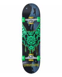 """Creature Complete Skateboard Dweller 8"""" in Zwart en Groen"""