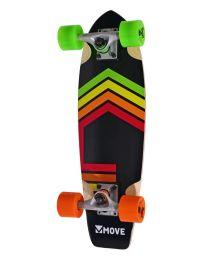 """Move 23"""" Cruiser Board Neon"""