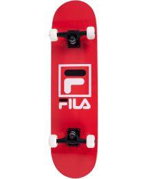 """Fila 8"""" Complete Skateboard in Rood"""