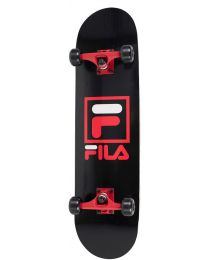 """Fila 8"""" Complete Skateboard in Zwart"""