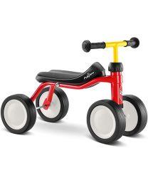 """Puky """"pukylino"""" loopfiets voor Kinderen vanaf 1 jaar in rood"""