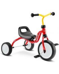 """Puky """"Fitsch"""" Driewieler voor Kinderen vanaf 1,5 jaar in Rood"""