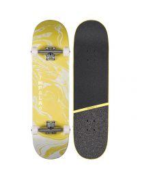"Impala Cosmos Skateboard Geel 8,5"""