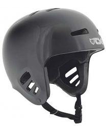 TSG Dawn helm in injected zwart