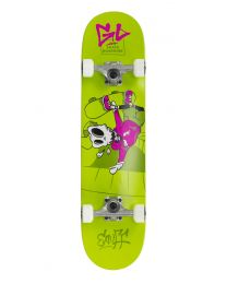 "Enuff Skully 29.5"" Complete Skateboard in Groen"