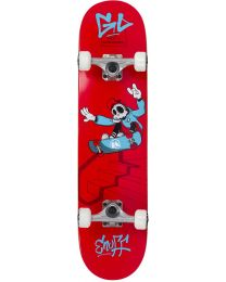 "Enuff Skully 29.5"" Complete Skateboard in Rood"