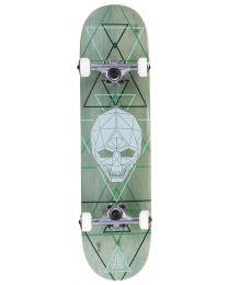 Enuff Geoskull 32&quot ; Skateboard complet en vert