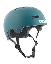 TSG Evolution Helm in Donker turquoise