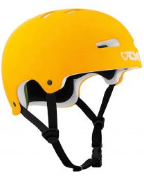 TSG Evolution Helm in Neon Oranje