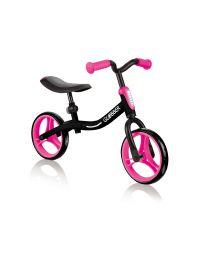 """Globber """"Go Bike"""" loopfiets voor Kinderen vanaf 2 jaar in Zwart en Roze"""