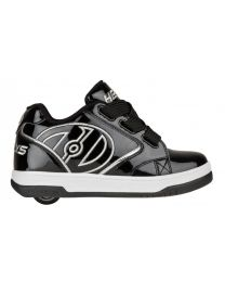 Heelys Propel 2.0 in Zwart en satijn Zilver (2018 Model)-32