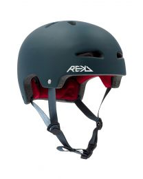 Rekd Ultralite Helm Blauw