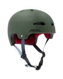 Rekd Ultralite Helm Groen