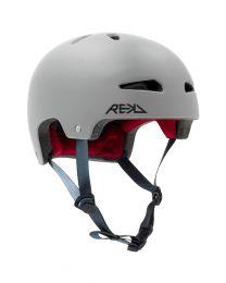 Rekd Ultralite Helm Grijs