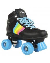 Rookie Forever Rainbow V2 Roller Quad en Noir