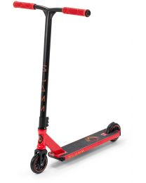SLAMM URBAN VII Wrap Trottinette Freestyle en Rouge