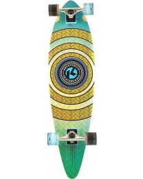 Kryptonics Longboard Pintail Weaved 37""