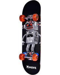 """Move Skateboard 24"""" Robot"""