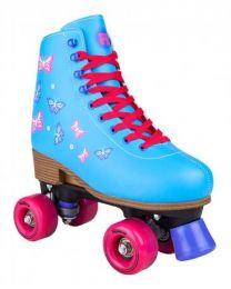 Rookie Verstelbare Rolschaats in Blauw