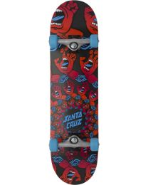 "Santa Cruz Complete Skateboard Mandala Hand 8.0"""
